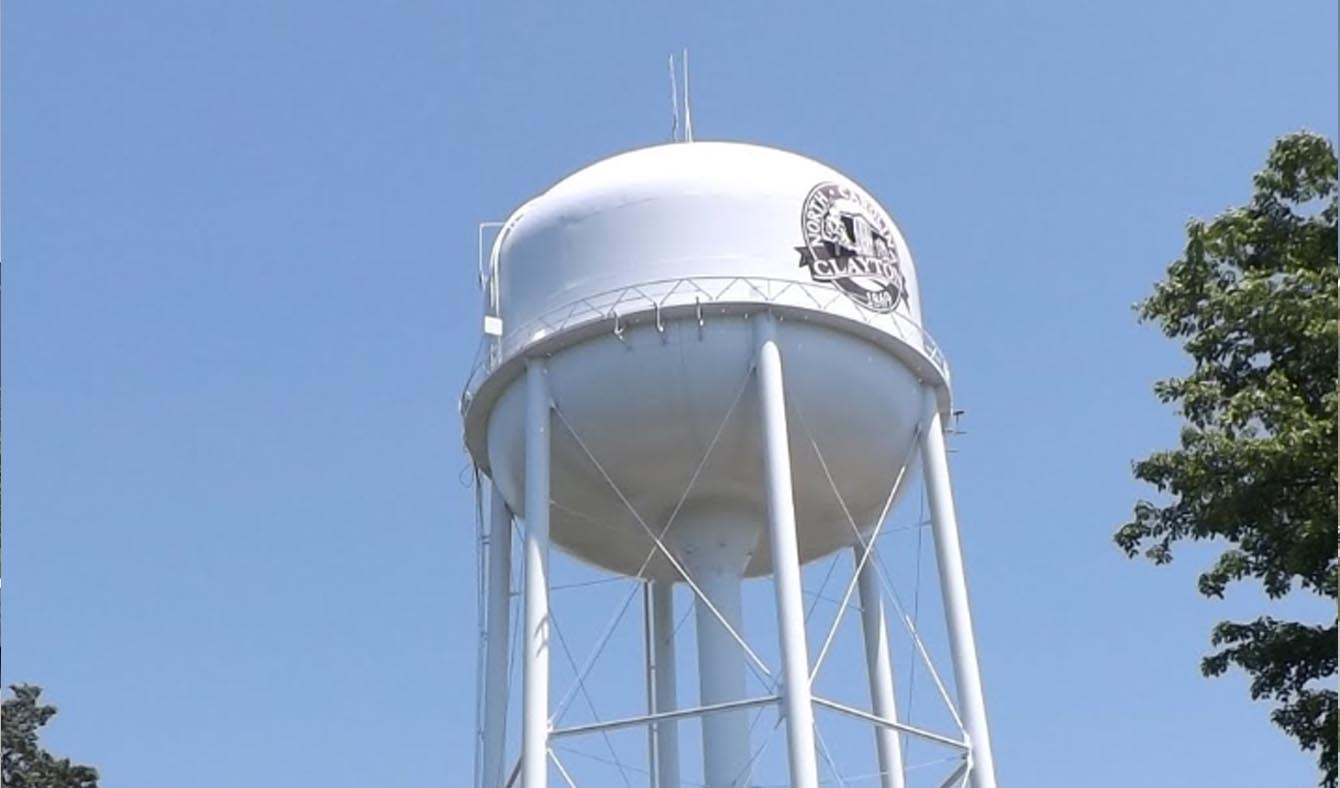 Clayton Water Tower